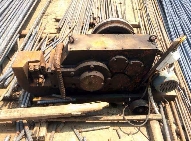 Máy cắt sắt GQ40 cũ