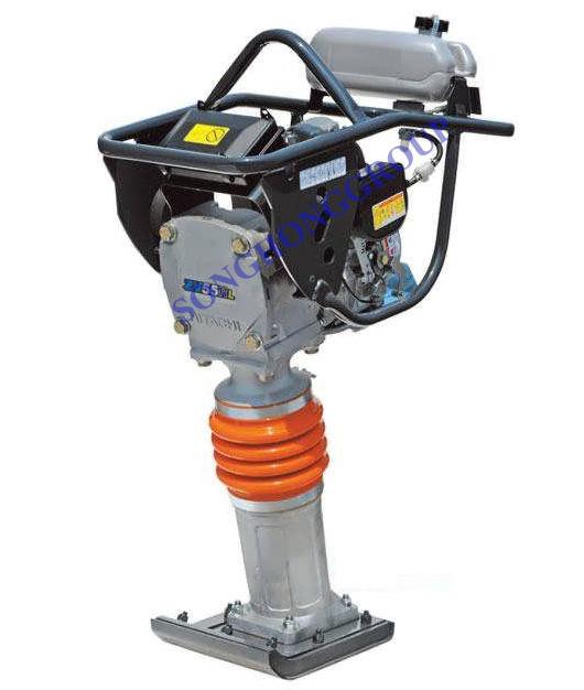 Máy đầm cóc Hitachi ZV55RL