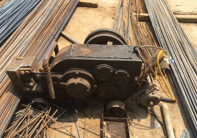 Bảo dưỡng máy cắt sắt GQ45 cũ